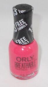 ORLY Breathable Treatment & Nail Color Polish NAIL SUPERFOOD  20919 Seal