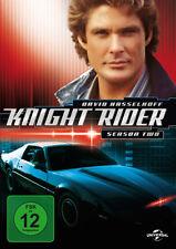 Knight Rider - Die komplette 2. Staffel                              | DVD | 430