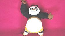 """KUNG FU PANDA PO 2008 Stuffed Plush Toy Doll 10"""" Tall"""