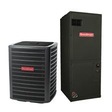 3 Ton 17.5 Seer Goodman Air Conditioning System GSXC180361 - AVPTC49D14