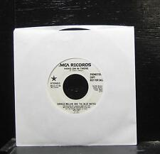 """Harold Melvin And The Blue Notes - Hang On In There M- 7"""" Vinyl Promo MCA-51190"""