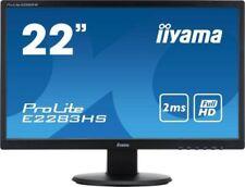 "Écrans d'ordinateur iiyama 21"" PC"