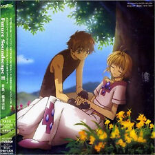 Clamp Tsubasa Reservoir Chronicles anime Music Soundtrack Cd Future Soundscape2