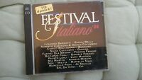 COMPILATION -  FESTIVALBAR 95 (AMBRA CORONA SPAGNA...). BOX 2 CD