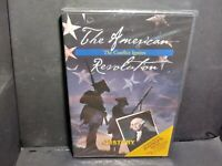 The American Revolution The Conflict Ignites History Channel DVD NEW B321