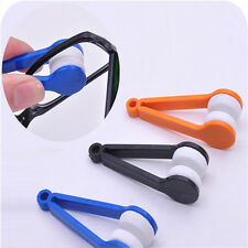 Mini Soft Eye Glasses Lens Cleaning Cleaner Wipe Spectacle Eyeglass Eyewearし