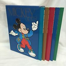 Walt Disney Character Album Boxed Set FujiColor 240 Photo Photograph Scrapbook