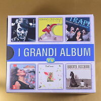 I GRANDI ALBUM TV SEC - COFANETTO BLU - OTTIMO - 6CD - OTTIMO CD [AM-061]