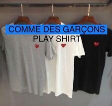 cdg play t shirt heart with eyes streetwear japanese fashion supreme bape