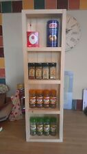 Handmade Wooden Food & Kitchen Storage Equipment