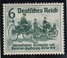 TIMBRE ALLEMAGNE  NEUF * CHARNIERE  N° 627 VOITURES BENZ ET DAIMLER