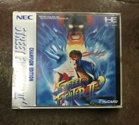 NEC PC ENGINE Hu card Street Fighter II': Champion Edition [Japan Import] Anime