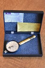 Rex Gauge Gage Durometer Type D Model 1700 precision machinist tool w case 1988