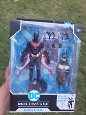 McFarlane DC Multiverse BATMAN BEYOND BAF Joker Bot Action Figure MISB Target