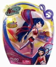 "Nickelodeon Winx Club 11.5"" Deluxe Fashion Doll Believix - Musa ~Brand New~"