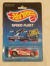 Hot Wheels Speed Fleet Thunderbird Stocker 1988