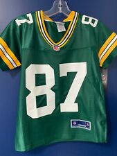 Jordy Nelson #87 NFL Green Bay Packers Green Jersey Youth Size S
