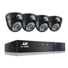 UL-TECH CCTV4C4DBK 4-Channel 1080p CCTV Security System