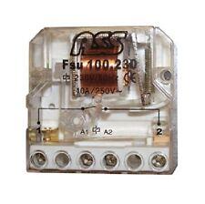 Stromstoßschalter Fernschalter  230V Kontakt 230V 10A Doseneinbau el.114040