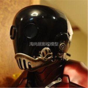 1:1 Hellboy Kroenen Mask Cosplay Prop Cool Decoration Replica Resin Helmet Gift