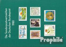 BRD (BR.Duitsland) 1980 postfris Officiële Jaarboek de Duits Post met Berlijn