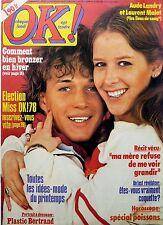 OK! 1978: LAURENT MALET_MARIE LAFORET_CORYNNE CHARBY_NICOLE RIEU_MARIE MYRIAM