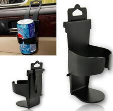Universal Vehicle Car Truck Door Mount Drink Bottle Cup Holder Stand black one S