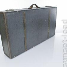 alter HOPAKO Oldtimer Auto Koffer 90x50x17cm, 20er 30er Jahre #2 alt & vintage