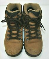REI Monarch Merrell Women's Size US 7.5 Brown Gore-Tex Hiking Boots Leather
