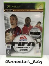 FIFA FOOTBALL 2005 (XBOX) VIDEOGIOCO NUOVO SIGILLATO - NEW SEALED PAL VERSION