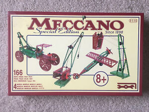Meccano Box Set Special Edition 0530 Construction Kit Toy Brand New In Box