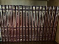 Easton Press-GLORIOUS ART SERIES - 15 Vol. to Choose From-ONE BOOK ONLY