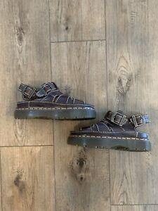 womens Doc Martens sandals size 5 9155