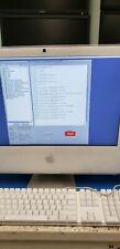 Apple iMac (20-inch, Late 2006) | Intel Core 2 Duo @ 2.16 GHz - Mac OS X Lion