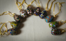Collectable Cloisonne Enamel Eggs Easter Egg Choice of 10 Designs