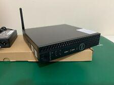 Dell OptiPlex 3060 Micro Desktop PC Intel i5-8500T 16GB DDR4 256GB NVMe + HDD