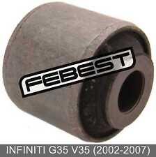 Arm Bushing Rear Assembly For Infiniti G35 V35 (2002-2007)