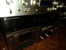 Pre-amplificatore valvolare Sonus Mirus - in condizioni perfette