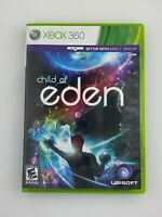 Child of Eden - Xbox 360 Game - Complete & Tested