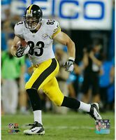 """Heath Miller Pittsburgh Steelers NFL Action Photo (Size: 8"""" x 10"""")"""