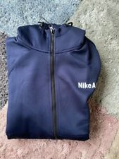 Nike Air Anzug Trainingsanzug Sportanzug Jogginganzug Jogger Blau L Herren