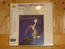 Mahler Symphony No.8 BERNSTEIN Live Audiophile DGG 3x 180g LP BOX NEW SEALED