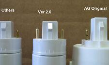New Design Aerogarden 200629 bulb adapter for UK Australia European, ship on Sat