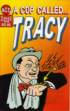 Dick Tracy  A Cop Called Tracy #19  comic  2000