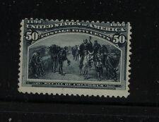 Us 240 Mint catalog $500.00 Rl1225-67