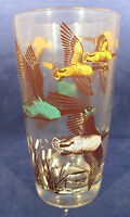 Canadian Geese on 10 oz. Vintage Drinking Glass