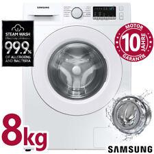 Samsung Waschmaschine Frontlader 8kg freistehend Inverter Aquastop Dampf Display