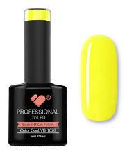 VB-1626 linea VB Neon molto caldo giallo Satura-UV/LED Smalto Gel Unghie-Qualità