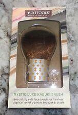 Ecotools Limited Edition Mystic Luxe Kabuki Brush For Face [#1337] Diamond (NIB)