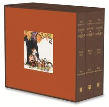 The Complete Calvin and Hobbes Hardcover Boxset Collection by Bill Watterson!
